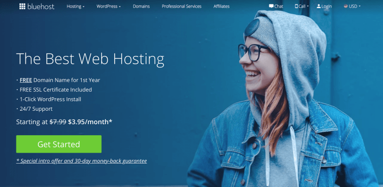 Bluehost compared to eHost